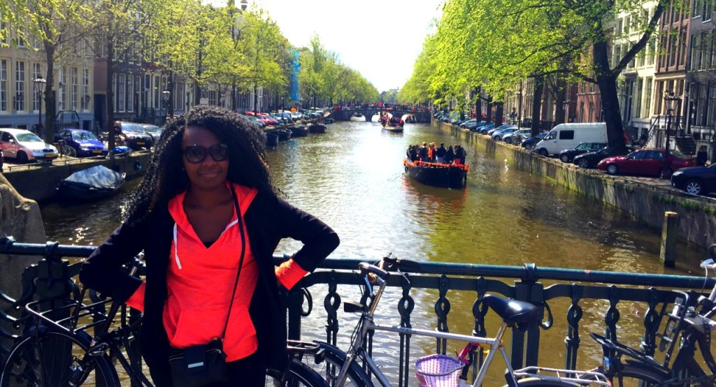 Amsterdam(n) Good Time - I'm Taking Off - Travel Blog