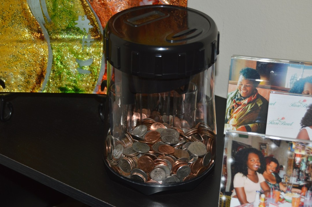 Using a coin counter can be beneficial in saving money for travel.