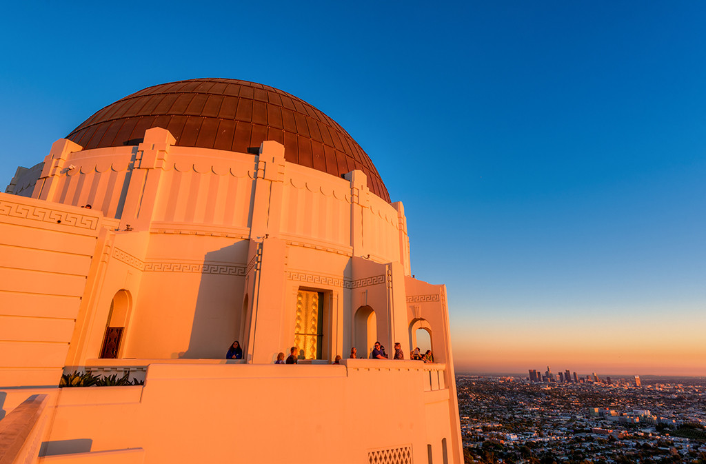 Griffith Park Observatory Los Angeles