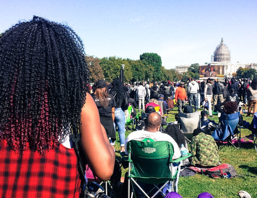 Your Crown Has Been Paid For: The Million Man March - I'm Taking Off - A Travel Blog