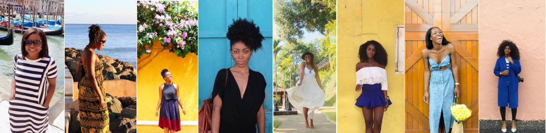 8 Carefree Black Girls Who Travel & Slay on Instagram