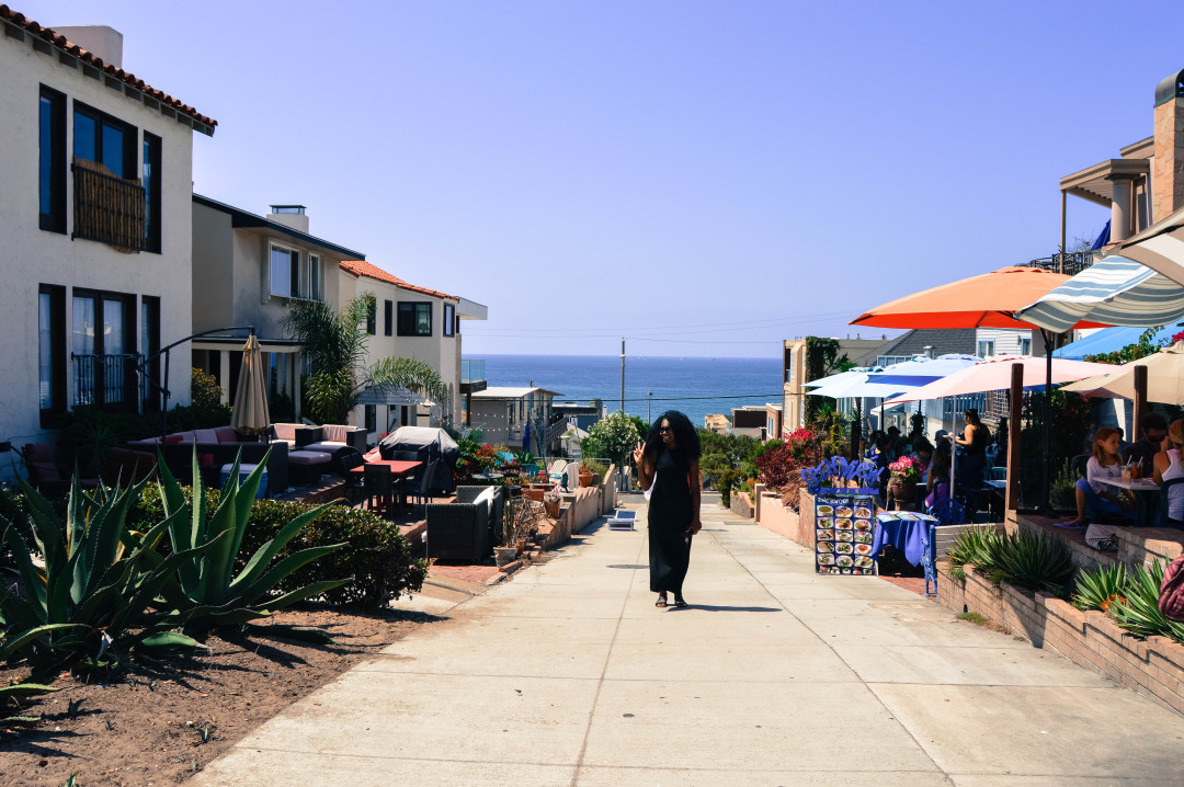 Old Friends, New Memories: A Manhattan Beach Day - I'm Taking Off - A Travel Blog
