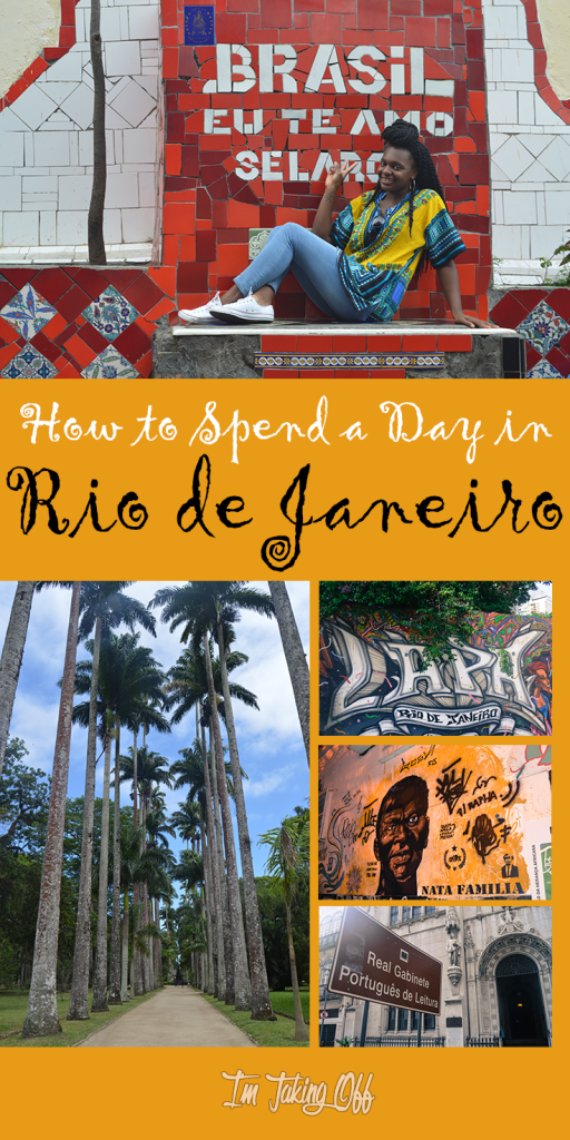 How To Spend A Day In Rio de Janeiro - I'm Taking Off - A Travel Blog